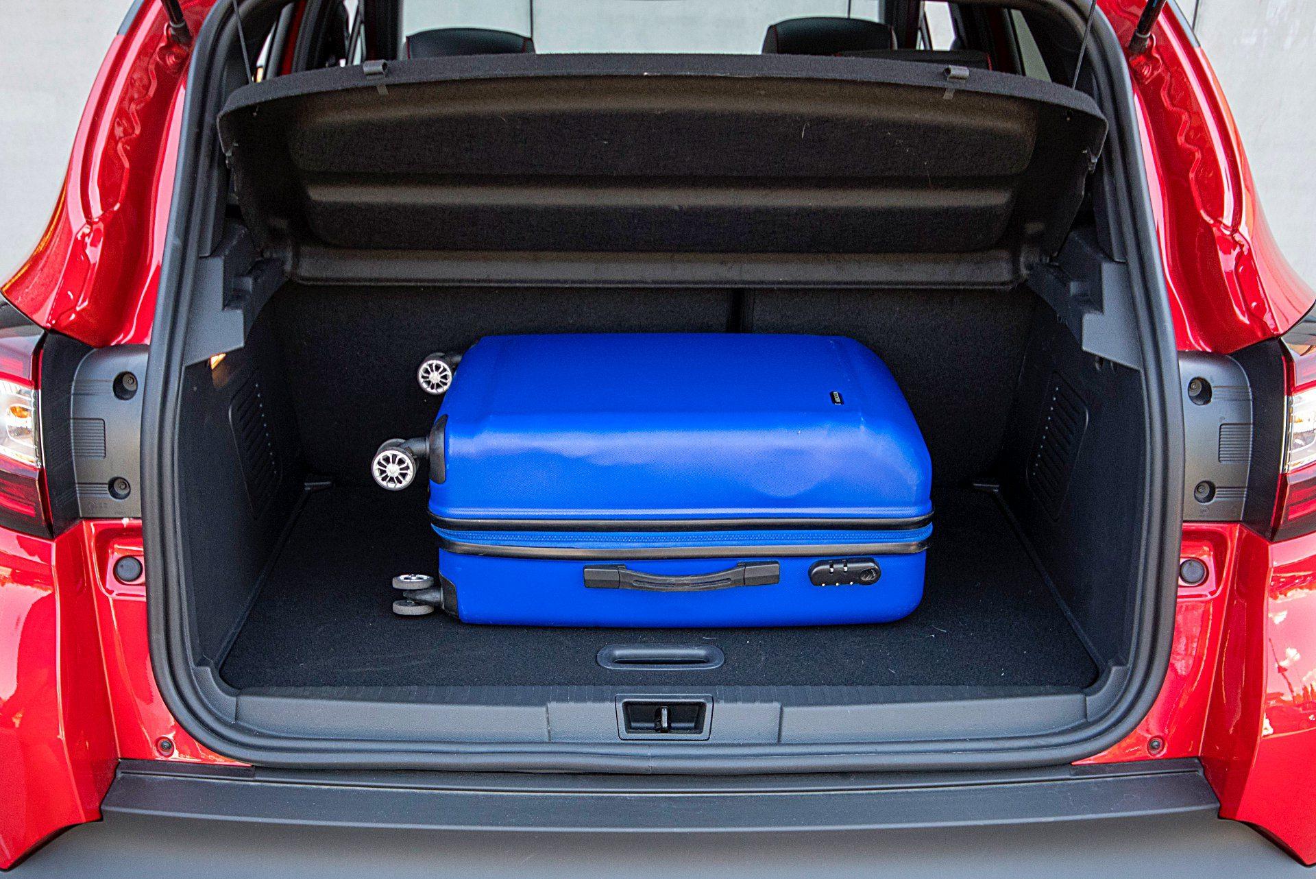 RENAULT Captur bagażnik