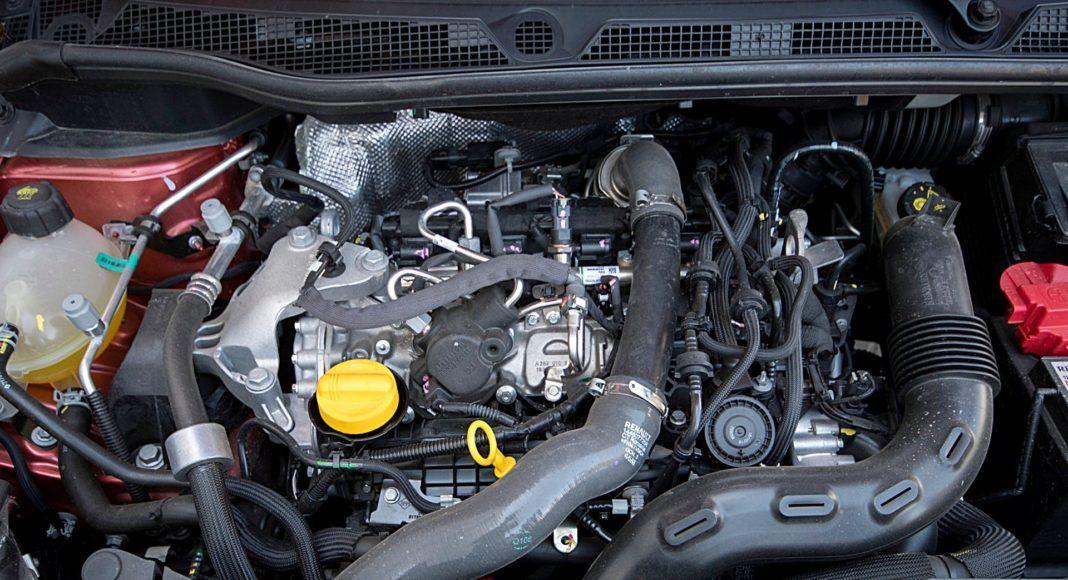 Renault Captur – silnik