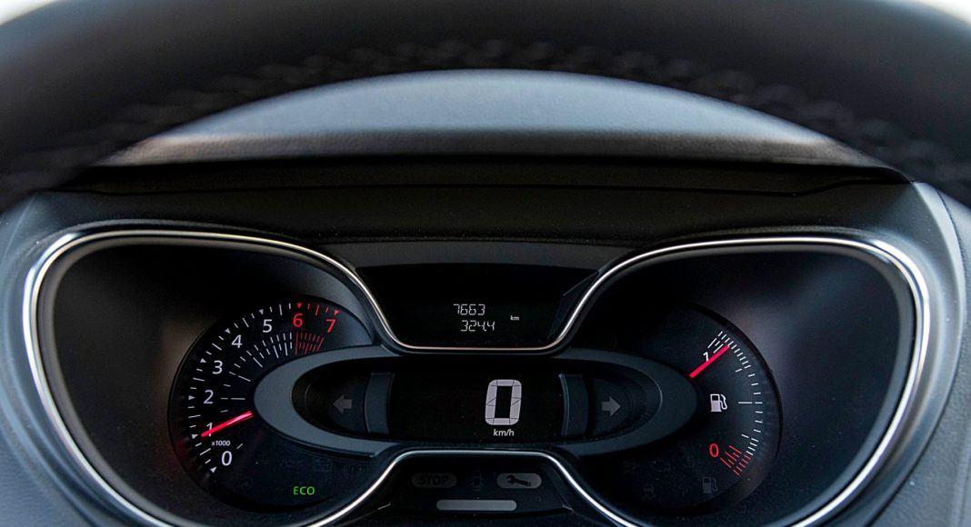 Renault Captur – wskaźniki