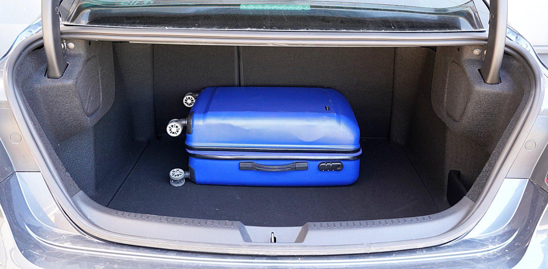 RENAULT Megane IV GrandCoupe bagażnik