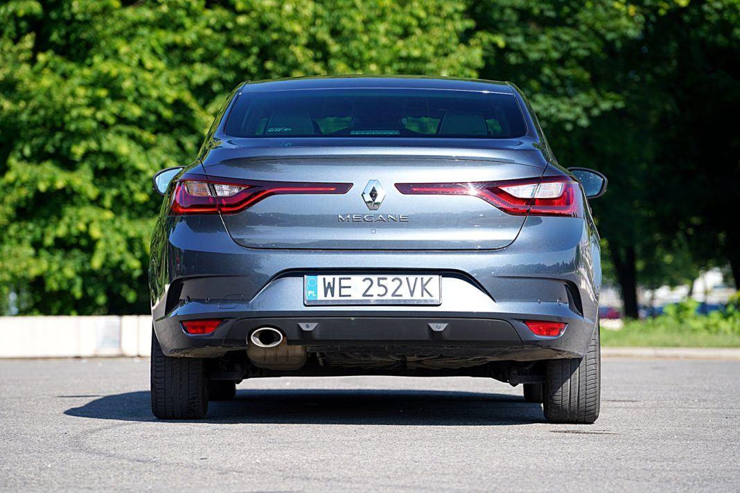 Renault Megane GrandCoupe – tył