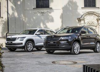 Trzy SUV-y Skody - potrafisz je rozróżnić?