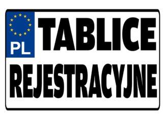 Polskie tablice rejestracyjne, skróty i wyszukiwarka numerów w Polsce
