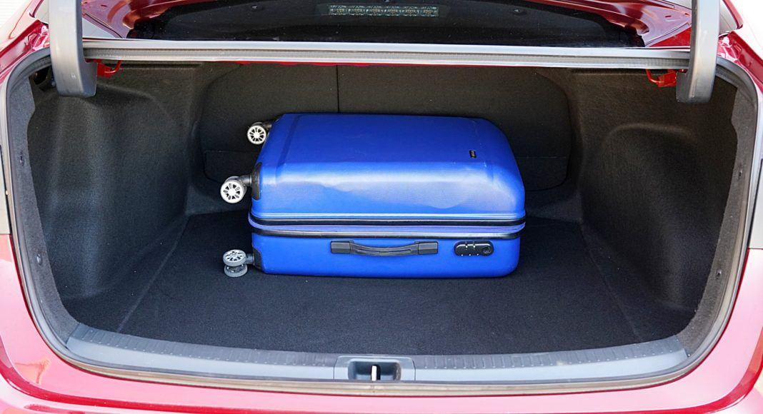 Toyota Corolla Hybrid –bagażnik