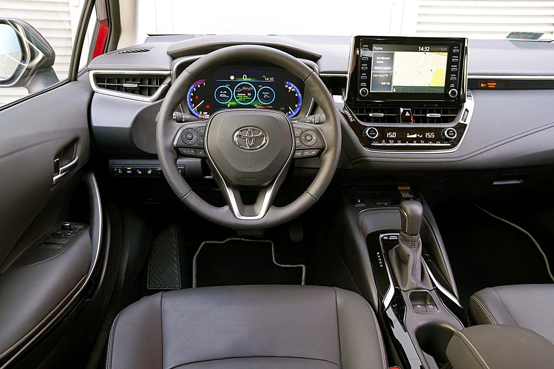 TOYOTA Corolla E21 Sedan Hybrid