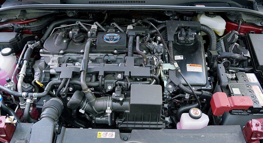 TOYOTA Corolla E21 Sedan Hybrid silnik