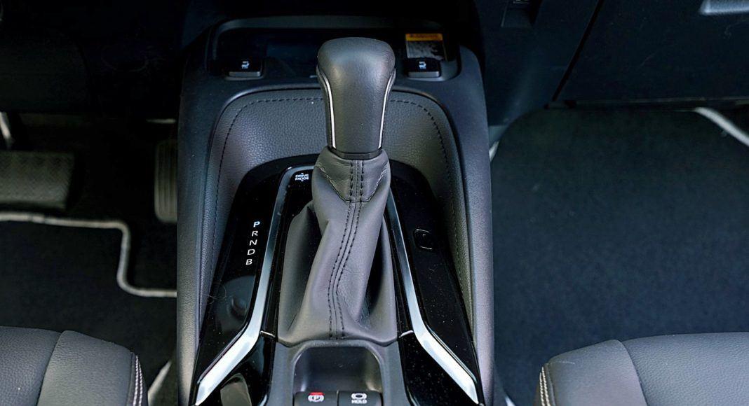 TOYOTA Corolla E21 Sedan Hybrid skrzynia biegów