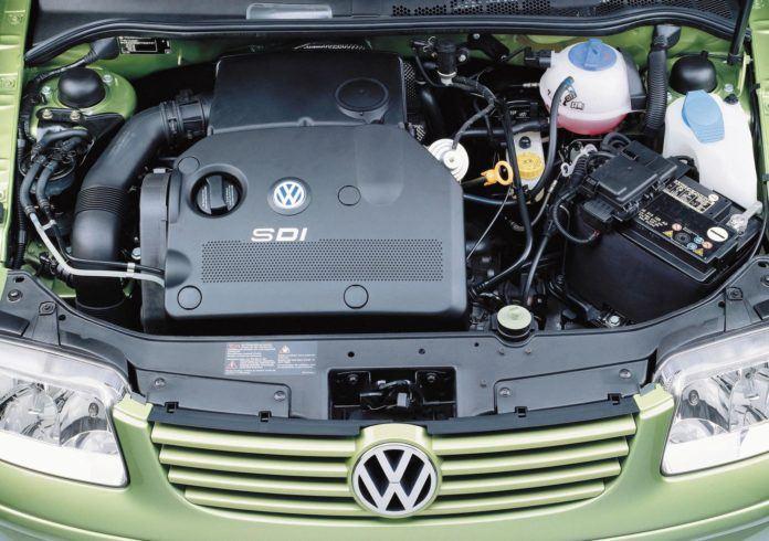 Wolnossący diesel 1.9 SDI