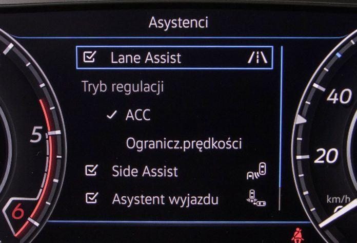 Asystenci kierowcy