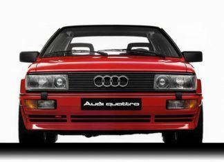 Napęd quattro – wizytówka możliwości Audi. Jak ewoluował słynny napęd 4x4?