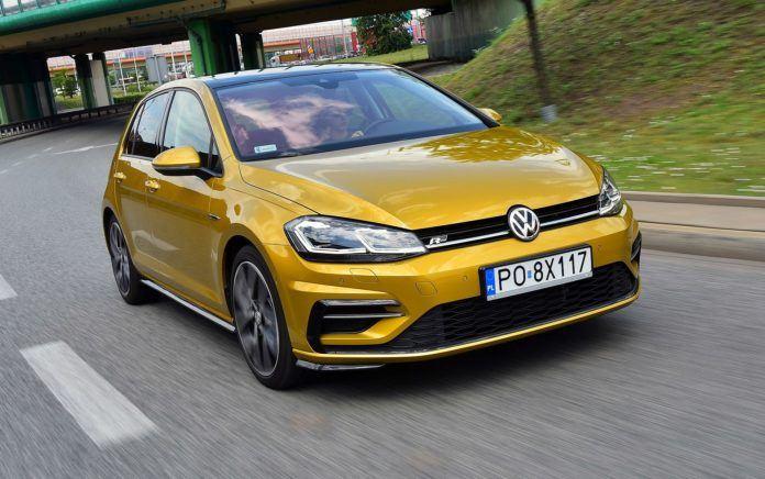 Bestseller Volkswagena - Golf