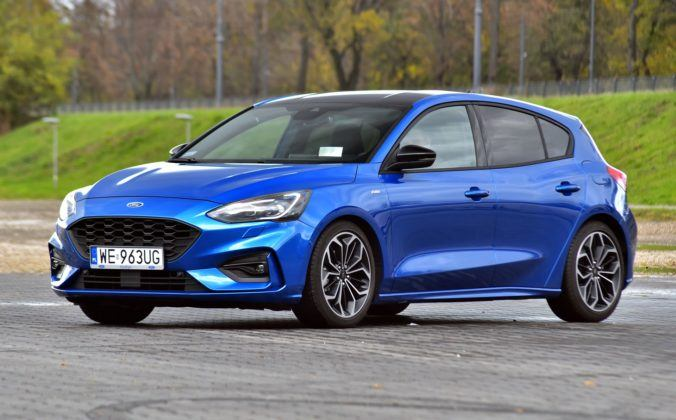 FORD Focus IV ST-Line 1.5EcoBlue 120KM 8AT WE963UG 10-2018
