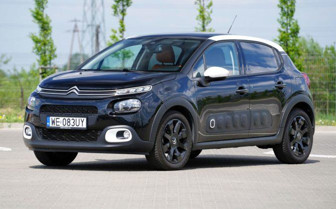 CITROEN C3 III Shine 1.2PureTech 110KM 6AT WE083UY 04-2019