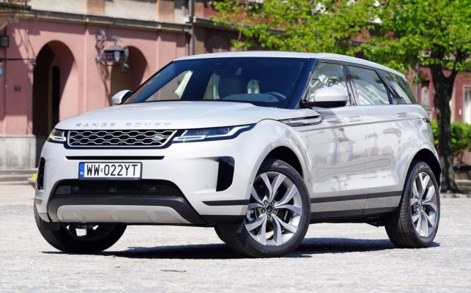 RANGE ROVER Evoque II D240 HSE 2.0d Bi-Turbo 240KM 9AT AWD WW022YT 04-2019