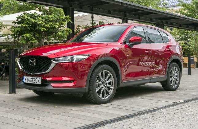 MAZDA CX-5 II SkyDREAM 2.0Sky-G 165KM 6AT AWD WY6320X 07-2019