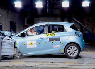Niebezpieczne auta elektryczne. Dane firmy ubezpieczeniowej