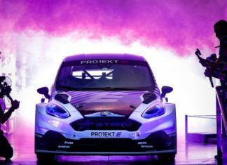 Najmocniejszy Ford Fiesta w historii. 613 KM, 1100 Nm i 240 km/h!