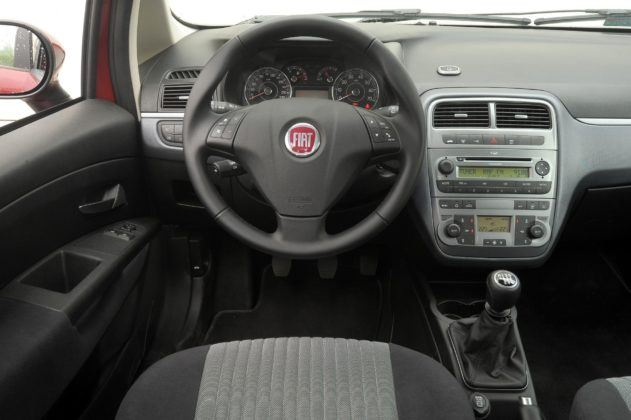 FIAT Grande Punto 1.6MultiJet 120KM 6MT SB2823E 05-2009