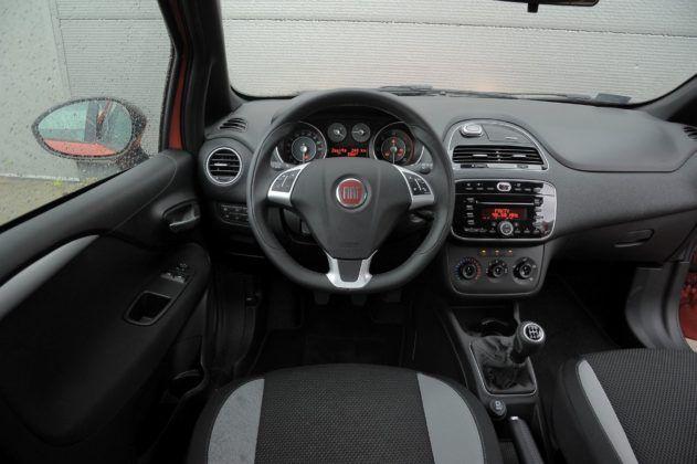 FIAT Punto III Easy 1.3MultiJet 75KM 5MT SB8396L 05-2014