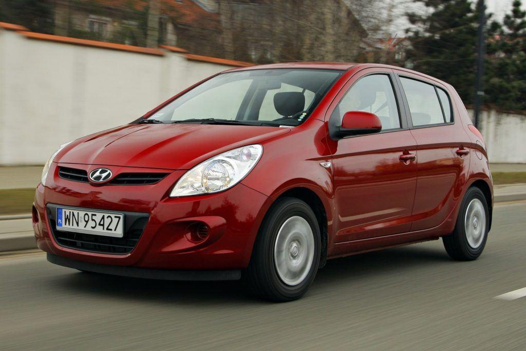 Hyundai i20 I