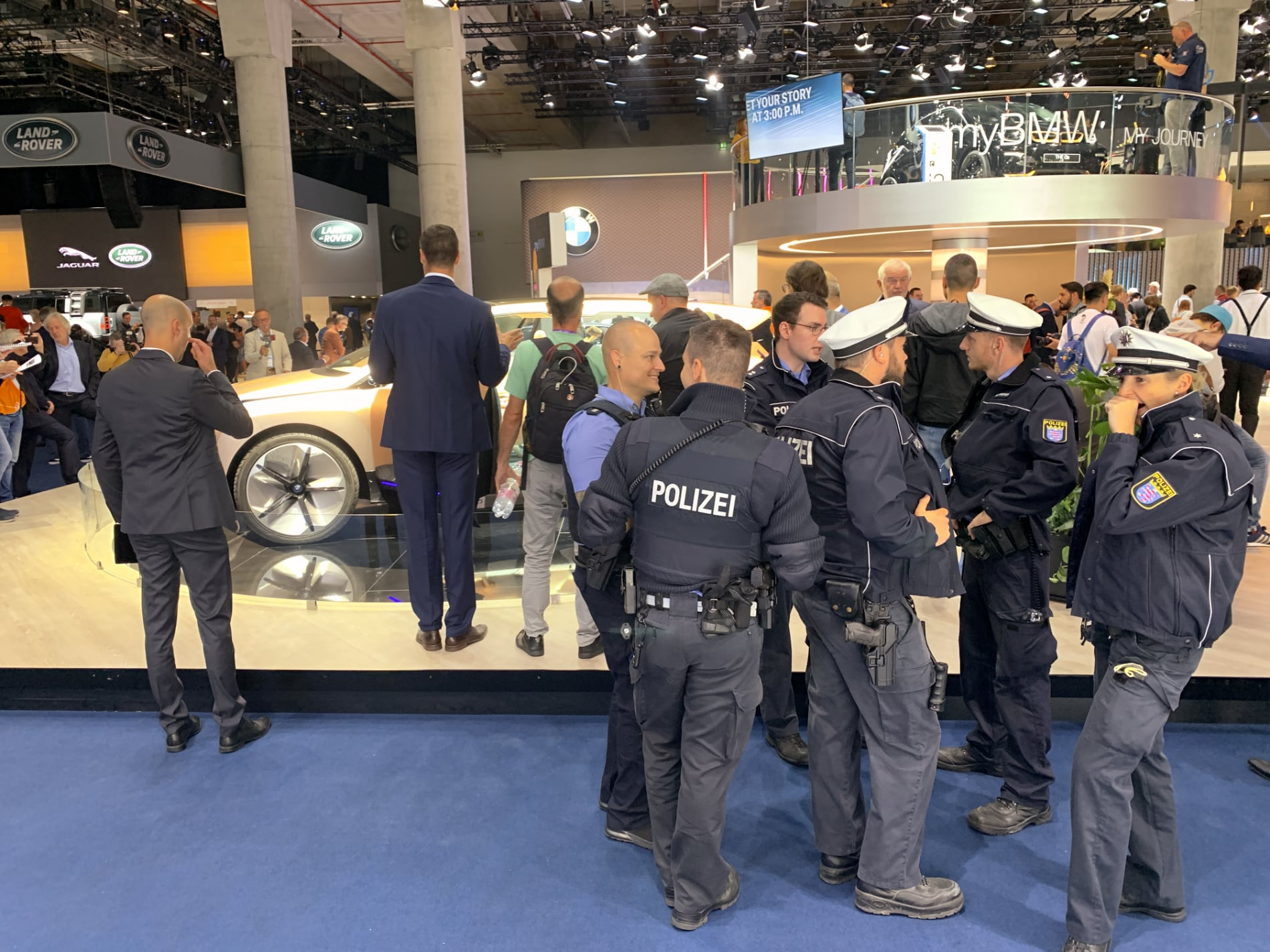 IAA Frankfurt 2019 BMW