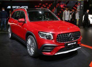 Mercedes-AMG GLB 35: najnowszy SUV spod ręki AMG | Frankfurt 2019