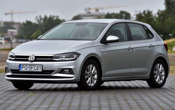 VOLKSWAGEN Polo AW Highline 1.0TSI 115KM 7AT DSG PO5FC61 06-2018