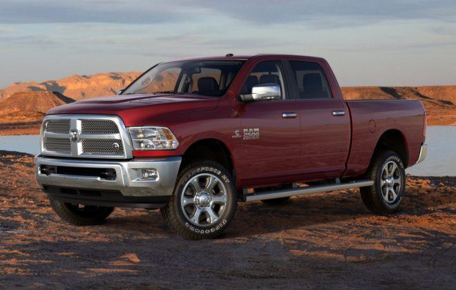 Ram pick-up