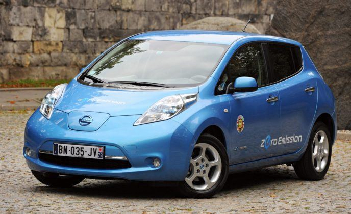 Nissan Leaf I