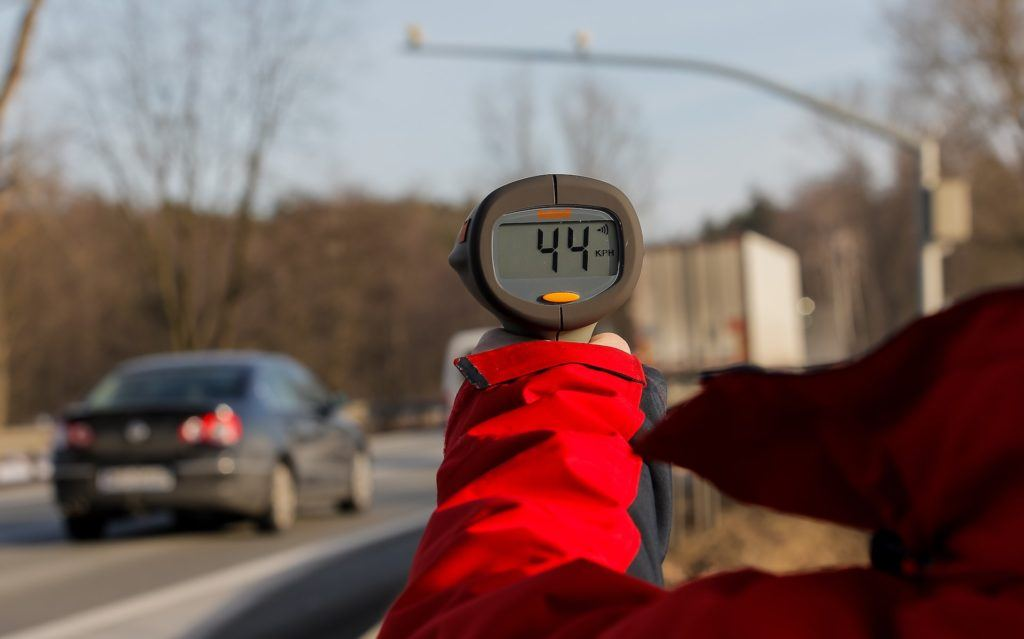 Odcinkowy pomiar prędkości - tolerancja