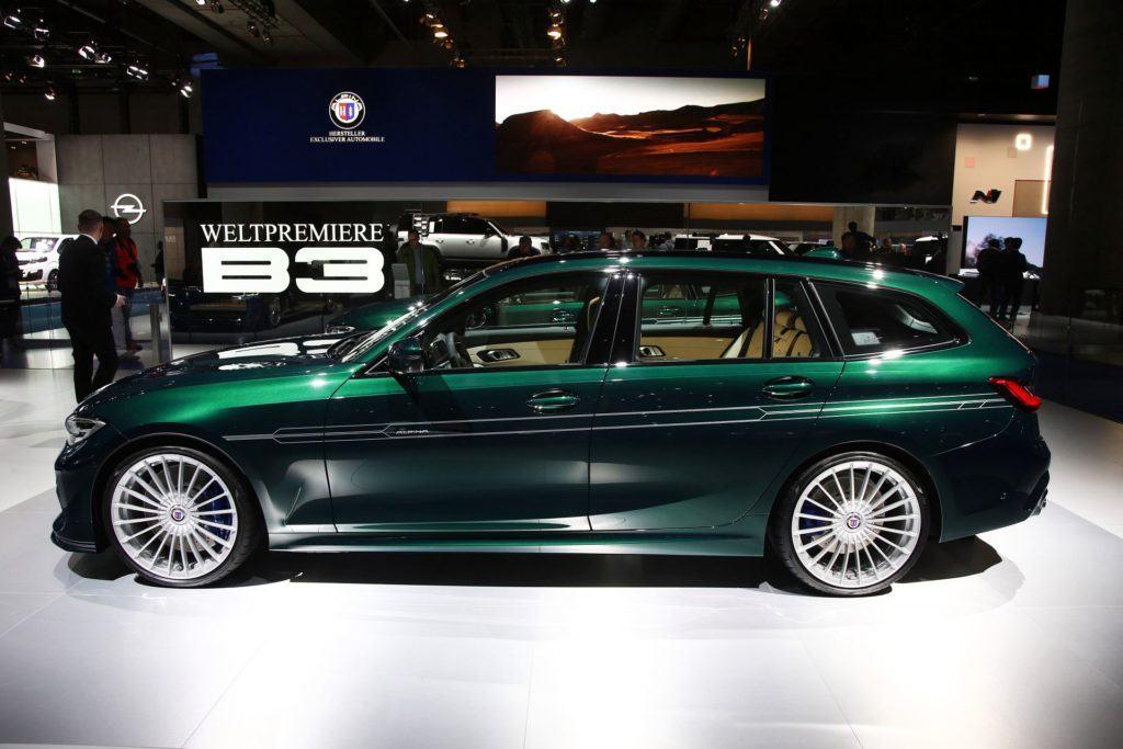 Salon Frankfurt 2019 - BMW Alpina B3 (2)