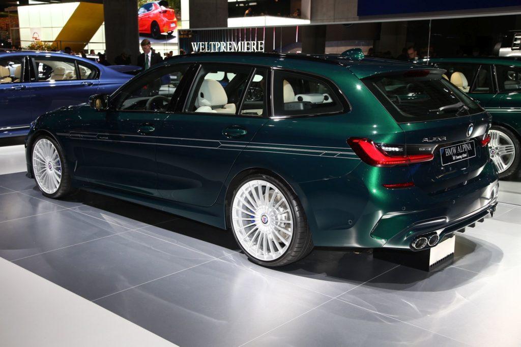 Salon Frankfurt 2019 - BMW Alpina B3 (3)
