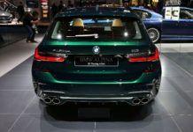 Salon Frankfurt 2019 - BMW Alpina B3 (4)