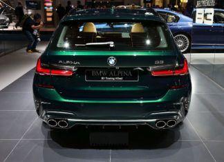Nowe BMW Alpina B3. Połączenie luksusu i mocy | Frankfurt 2019