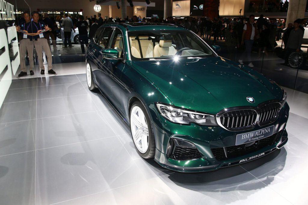 Salon Frankfurt 2019 - BMW Alpina B3 (5)