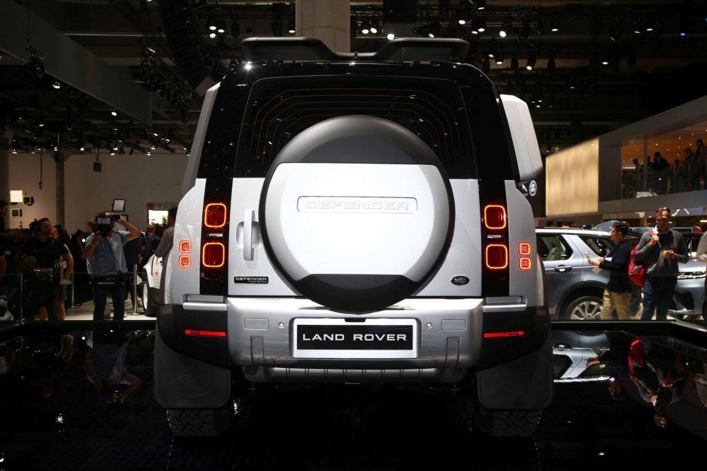 Salon Frankfurt 2019 - Land Rover Defender (10)