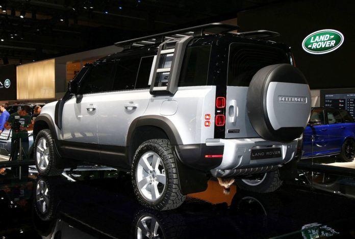 Salon Frankfurt 2019 - Land Rover Defender (11)