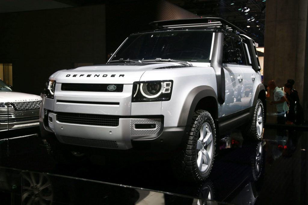 Salon Frankfurt 2019 - Land Rover Defender (3)