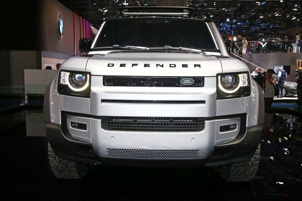 Salon Frankfurt 2019 - Land Rover Defender (4)