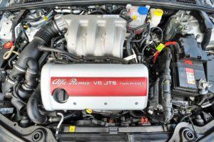 ALFA ROMEO 159 Sportwagon Q4 Ti 3.2JTS V6 260KM 6AT SB2624A 05-2008