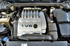Używane z silnikami V6 11