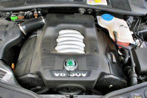 Używane z silnikami V6 14