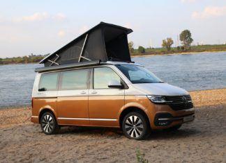 Volkswagen California 6.1. Nowa odsłona domu na kołach