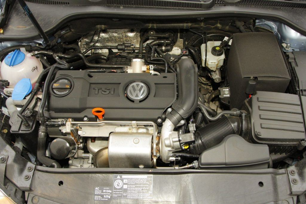 Volkswagen Golf VI - 1.4 TSI
