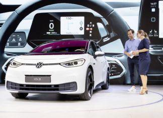 Volkswagen ID.3. Elektryczny następca Garbusa i Golfa | Frankfurt 2019