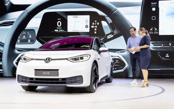 Volkswagen ID.3 - Frankfurt 2019