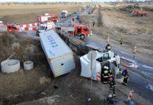 Wypadki w Europie