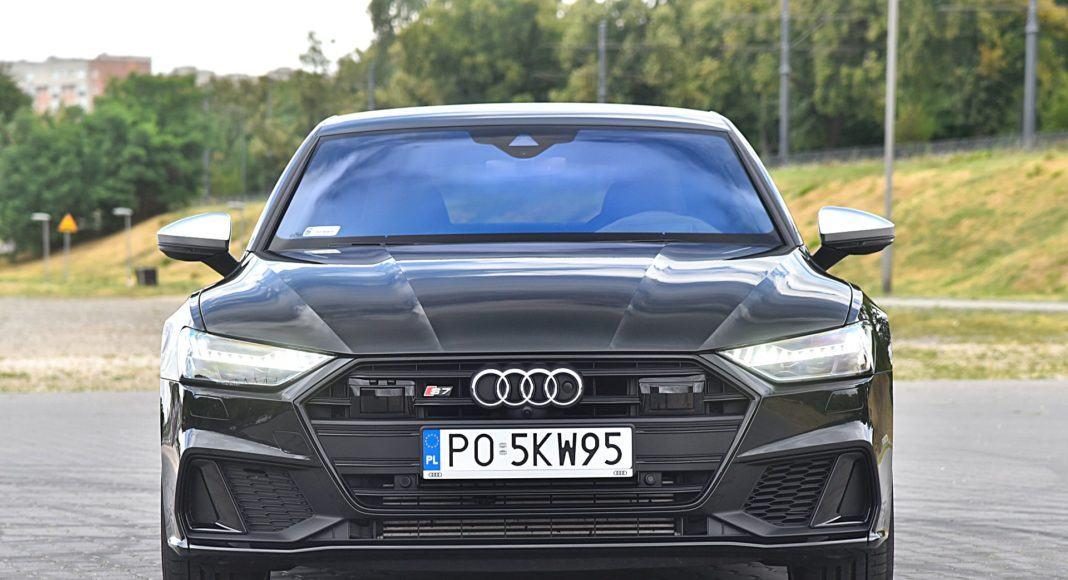 Audi S7 Sportback – przód