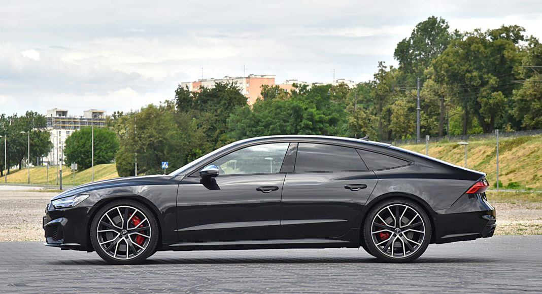 Audi S7 Sportback – bok
