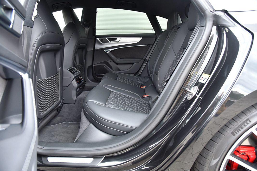 Audi S7 Sportback – kanapa